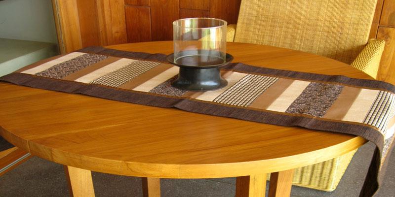 アジアン家具アジアン雑貨テーブルクロステーブルランナーテーブル